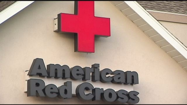 American Red Cross has a Blood shortage