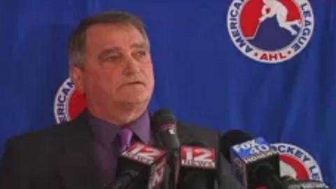 Devils moving AHL team from Albany to Binghamtom