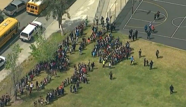 Multiple victims in shooting at San Bernardino elementary school
