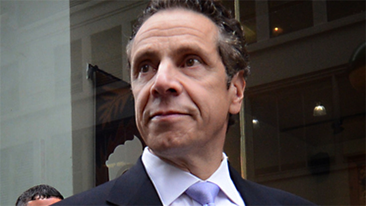 Former top Christie aide becoming Cuomo's chief of staff, report says