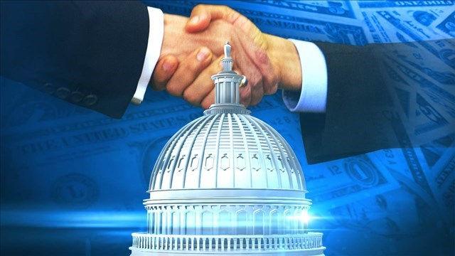Senate to send $1.1 trillion spending bill to Trump