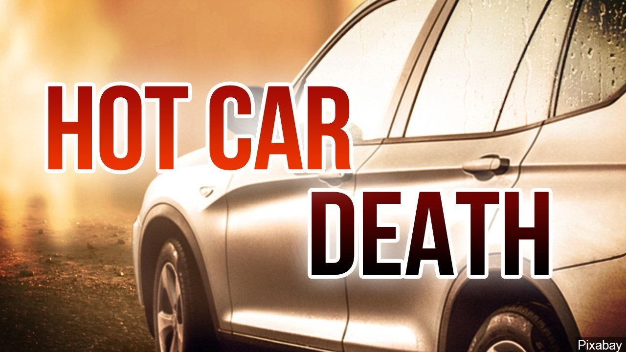 Two children found dead in a vehicle  in 96 degree Texas heat