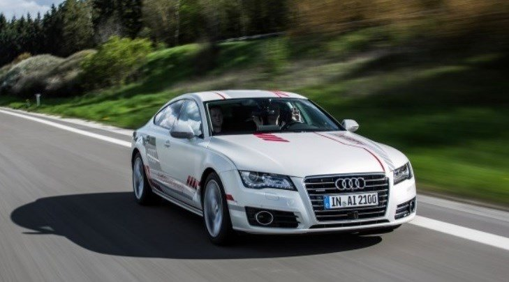 Audi First to Be Awarded New York Automated Vehicle Testing License