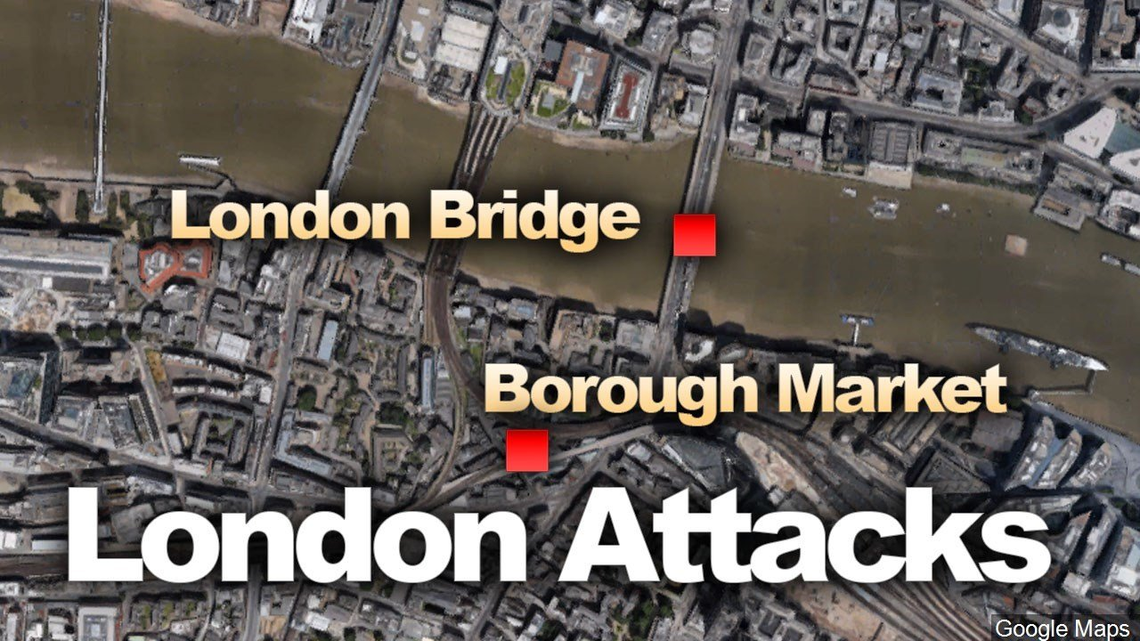London Bridge attack latest: Third terrorist named as Youssef Zaghba