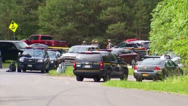 Police find bodies in pond in search for missing women, child