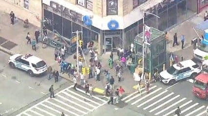 New York City subway derailment causes outage, delays
