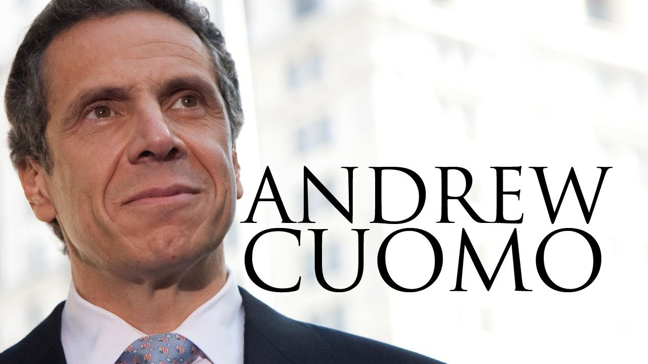 Cuomo calls for the removal of Confederate names from NYC streets