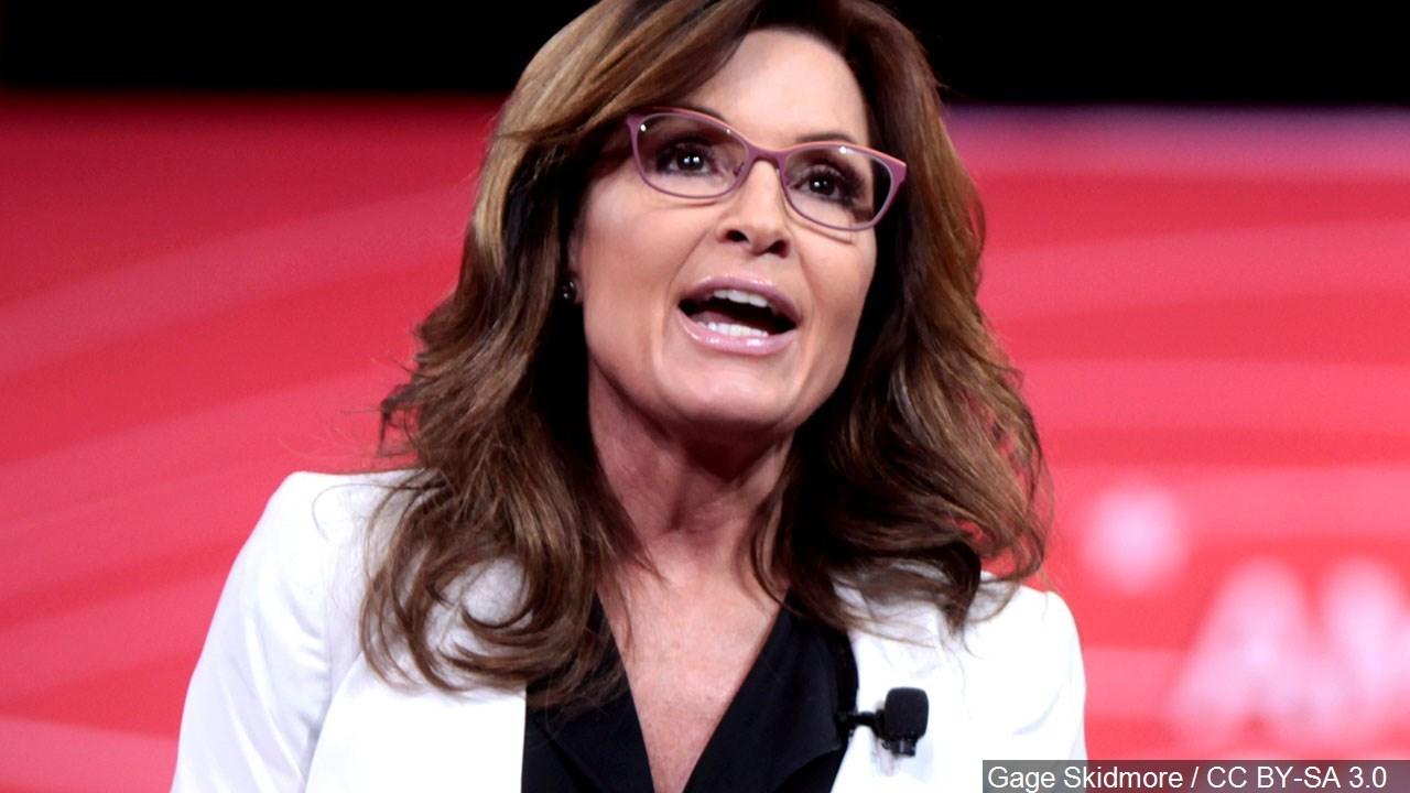 Judge dismisses Sarah Palin's lawsuit against New York Times