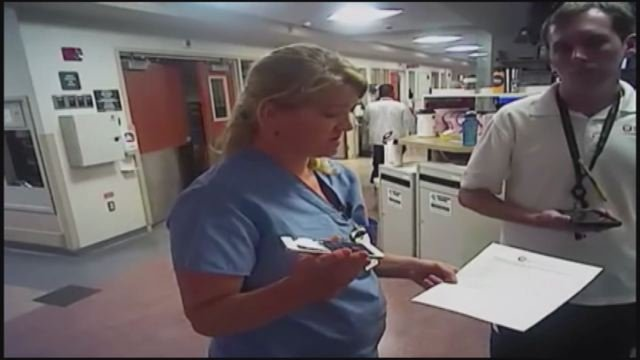 Nurse Arrested After She Refuses To Draw Blood On Unconscious Patient