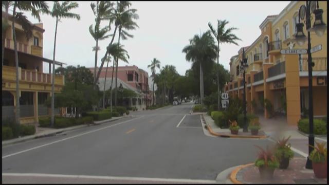 Tampa Mayor Orders 'Indefinite' Curfew Until All Clear