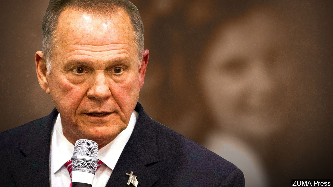National Republicans can't get rid of Roy Moore
