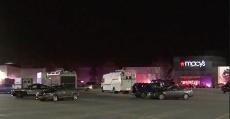Two injured, reports of shots fired at NY  mall