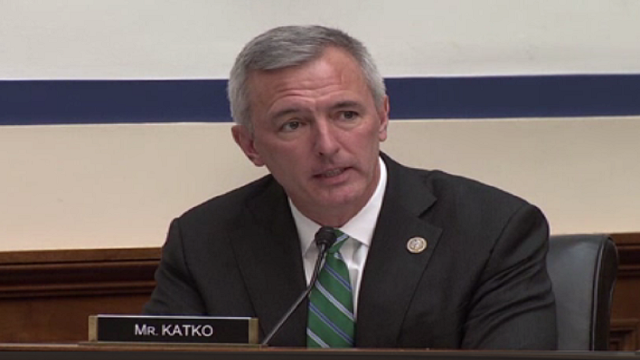 Syracuse Man Accused of Threatening to Kill Congressman Katko and His Family