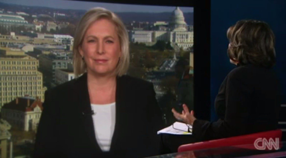 Gillibrand Responds To Trump Tweet: 'You Cannot Silence Me'