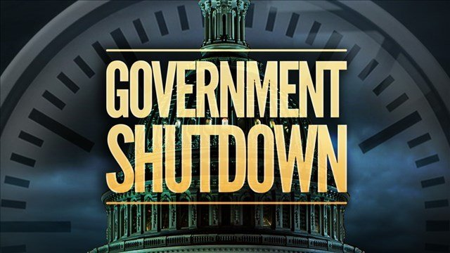 What is the government shutdown?