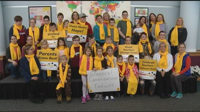 School Choice Week raises awareness of education options in Iowa