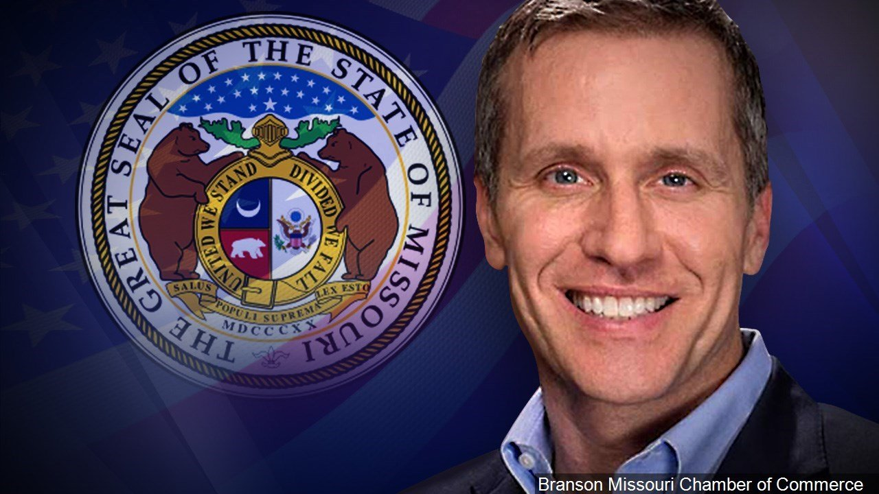 Greitens resigns from national Republican Governors Association leadership post