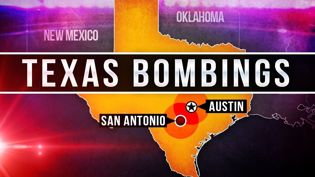 Austin Bomber Mark Conditt Recorded 25-Min 'Confession' Before Killing Self