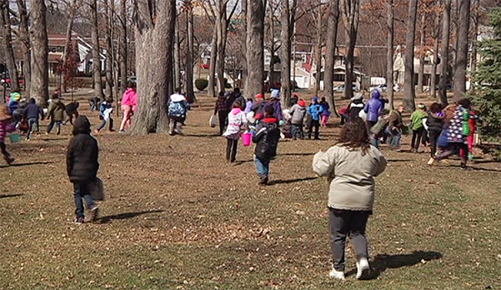 Organiser hopes Easter egg hunt will attract hundreds
