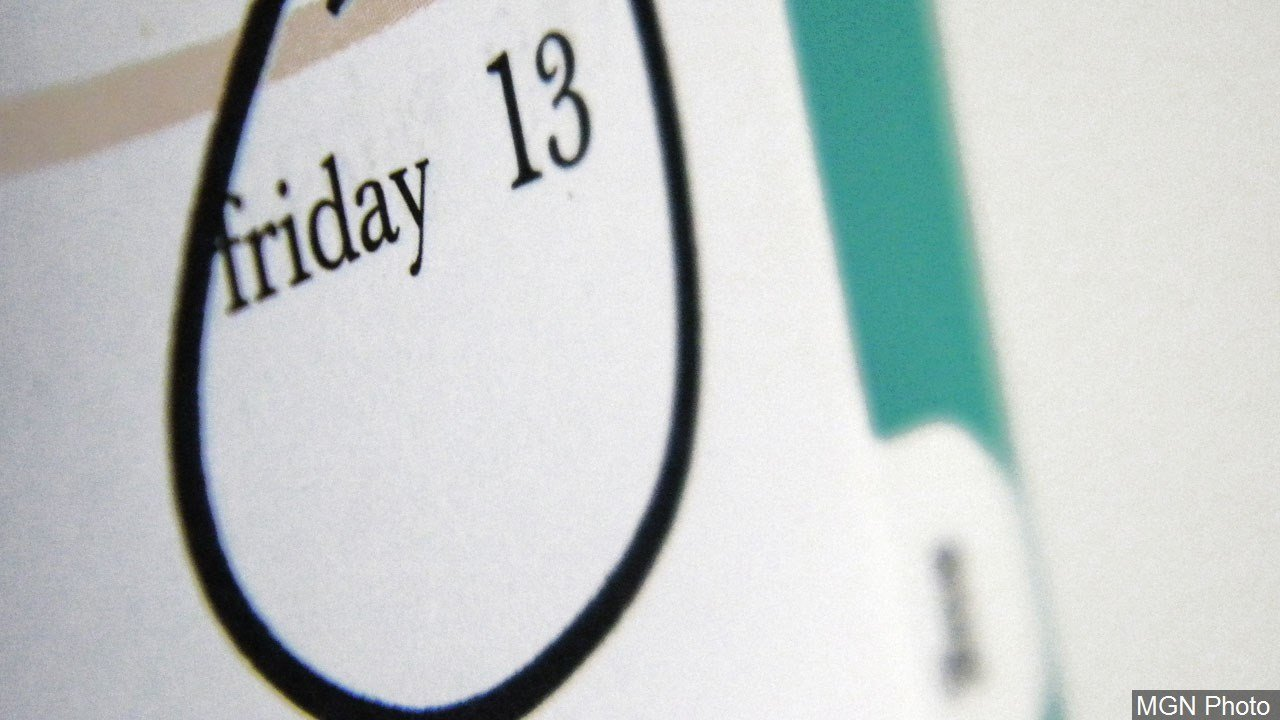 Superstition on Friday 13th costs