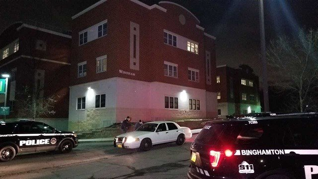 Student, 19, fatally stabbed at Binghamton University