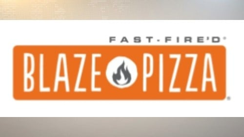 SOURCE: Blaze Fast Fire'd Pizza