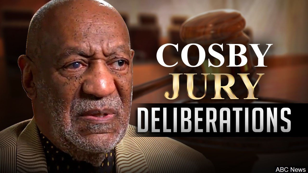 Cosby jury ends day one without a verdict