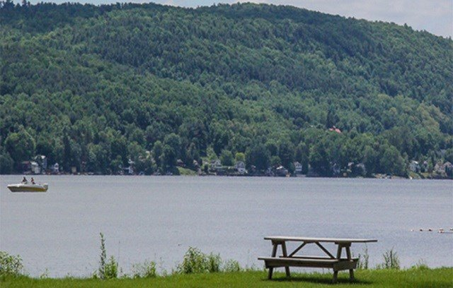 File Photo of Candarago Lake, WKTV