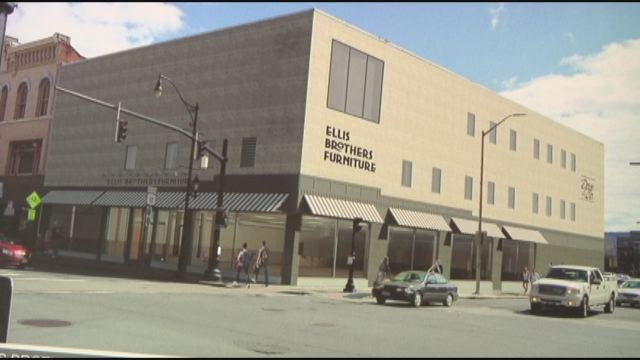 Ellis Bros. To Occupy New Location By Yearu0027s End