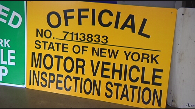 (WBNG) -- With the end of the year upon us, it may be time to start thinking about your next car inspection.
